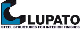 Logo LUPATO payoff Bianco UK